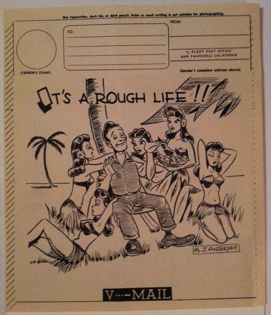 It's a Rough Life!!