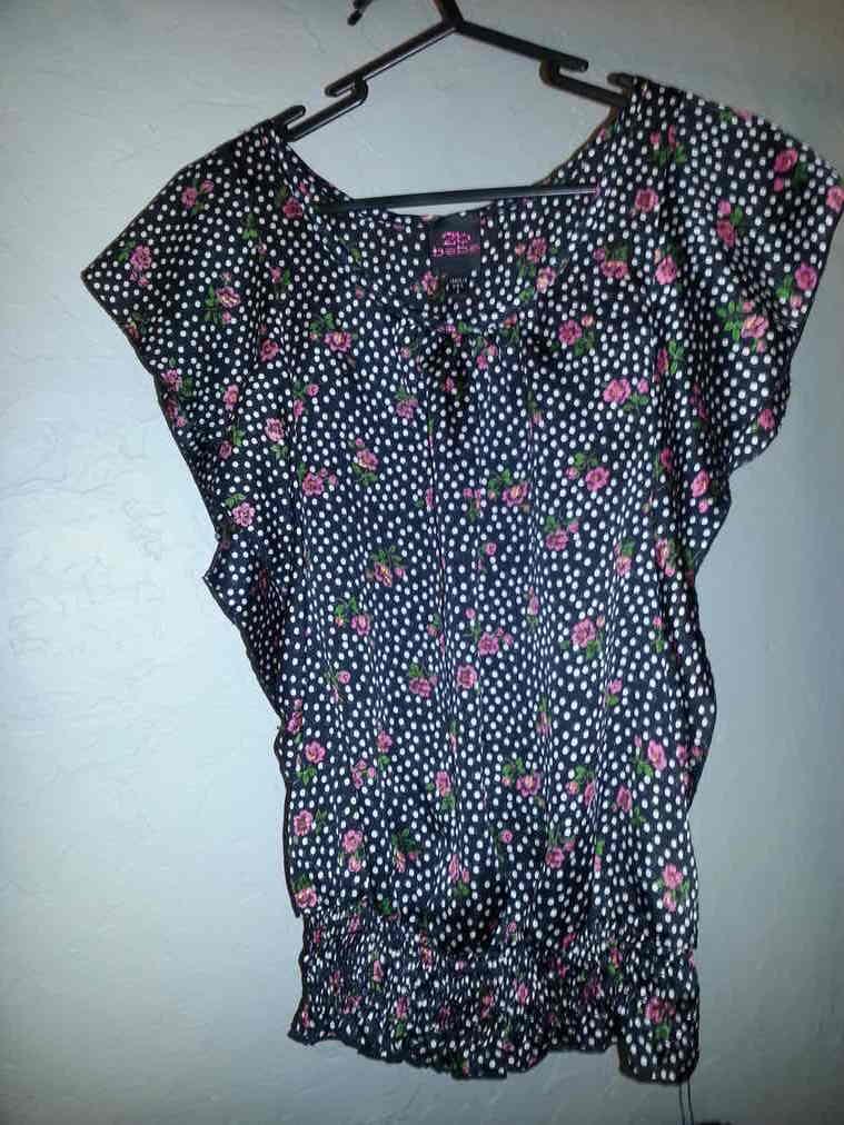 Silk Bebe Shirt