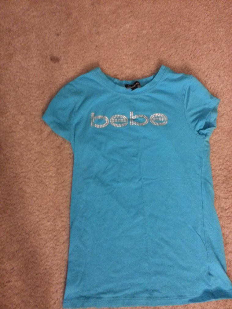 Blue Bebe Shirt