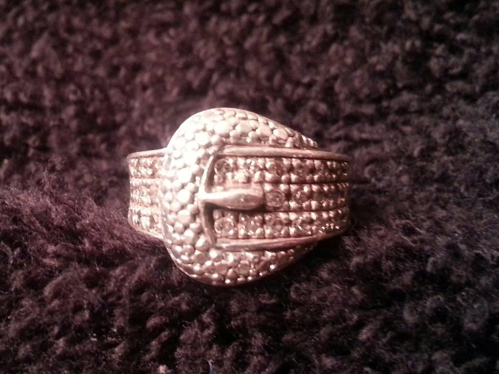 Belt Buckle Ring