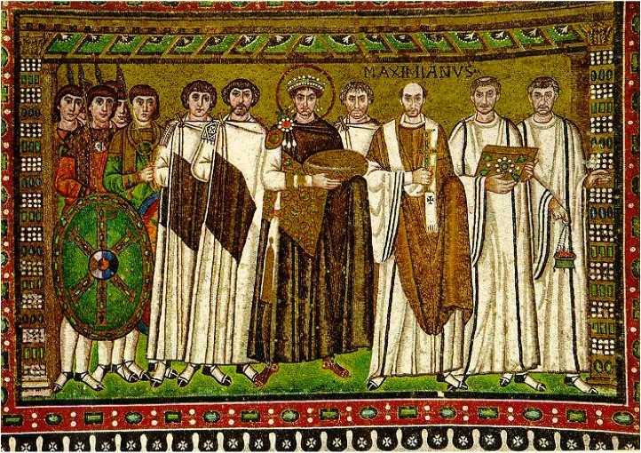 Justinian Mosaic