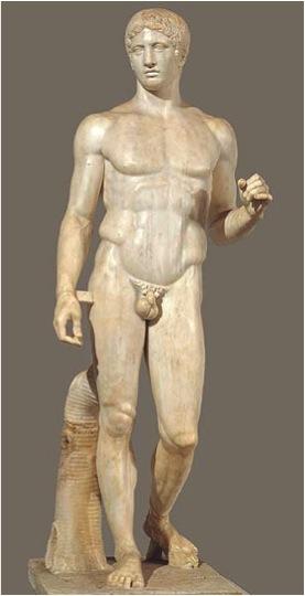 Spear Bearer or Doryphoros