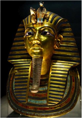 Death Mask of King Tut