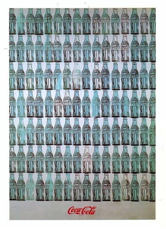 Green Coca Cola Bottles