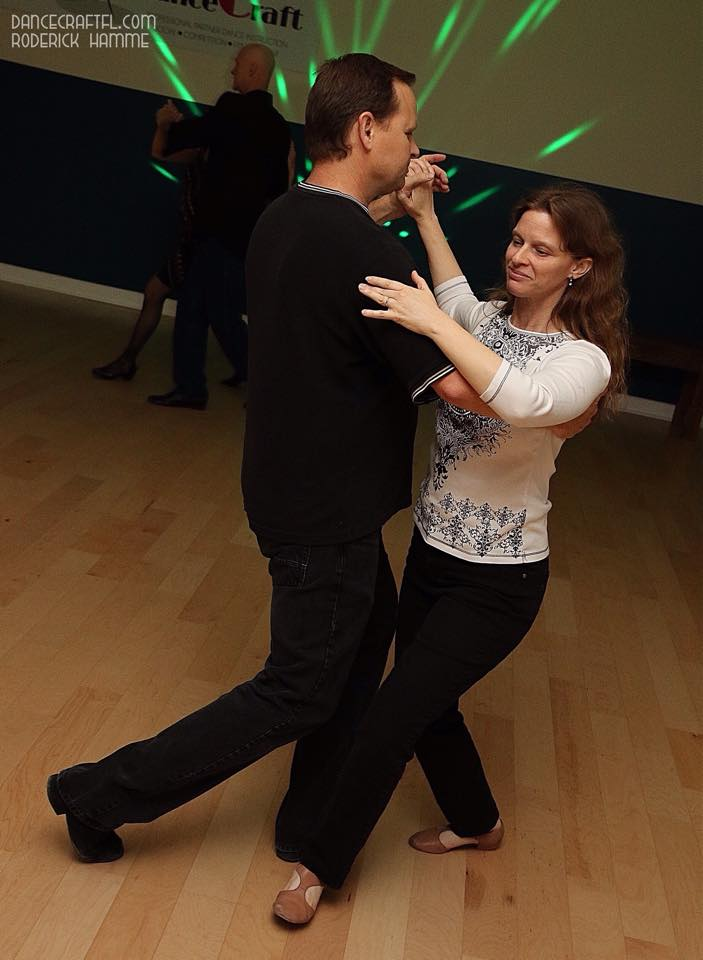 Closed Position in Waltz *