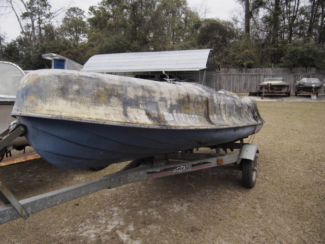 1959 Larson Boat