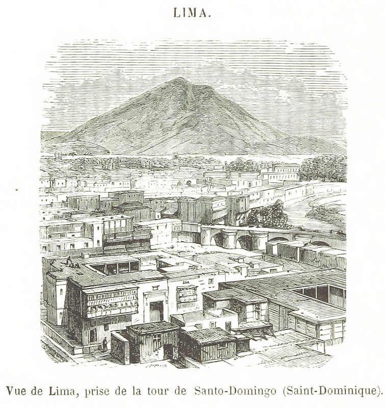 Vue de Lima