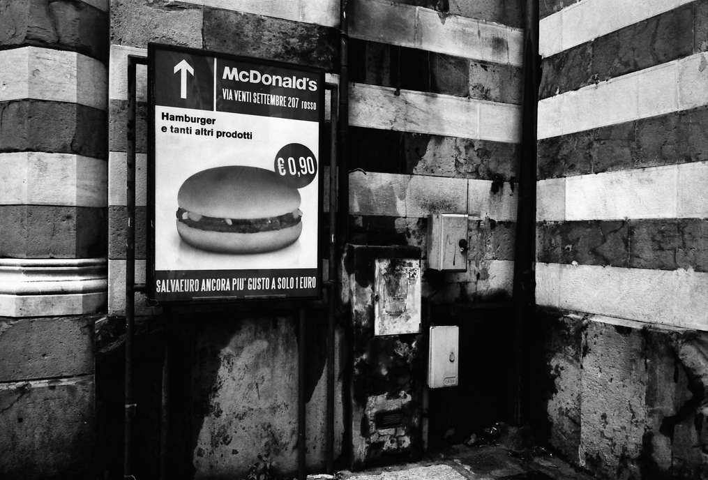 Italian McDonald's