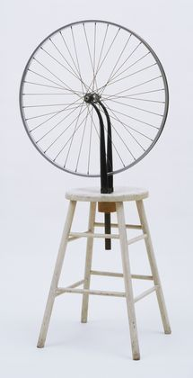 Bicycle Wheel by Duchamp
