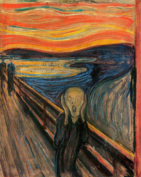 The Scream (The Cry)