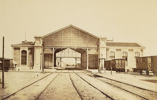 Station at Toulon