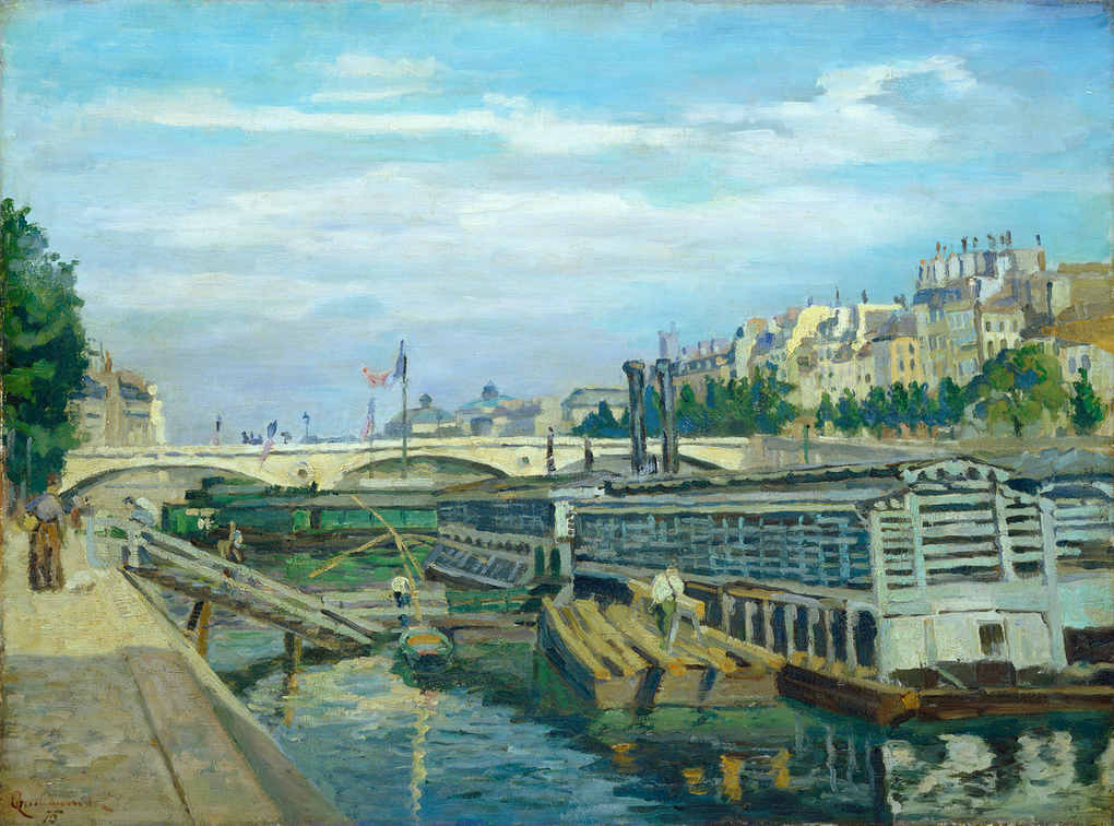 The Bridge of Louis Philippe
