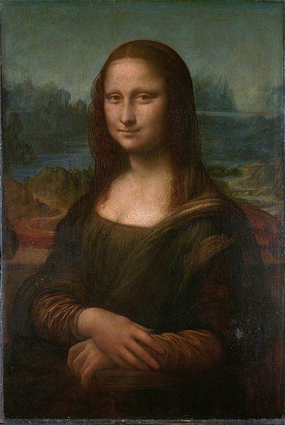 Mona Lisa (La Joconde, La Gioconda)