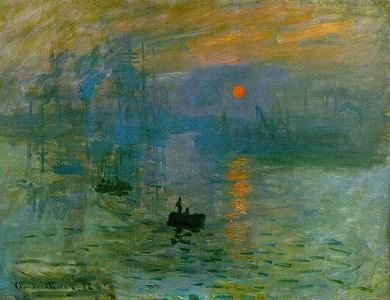 Impression Sunrise (Impression, soleil levant)
