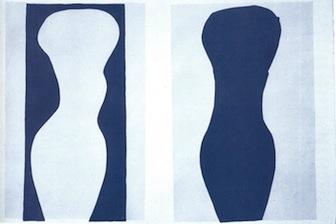 Forms, White Torso and Blue Torso (Jazz)