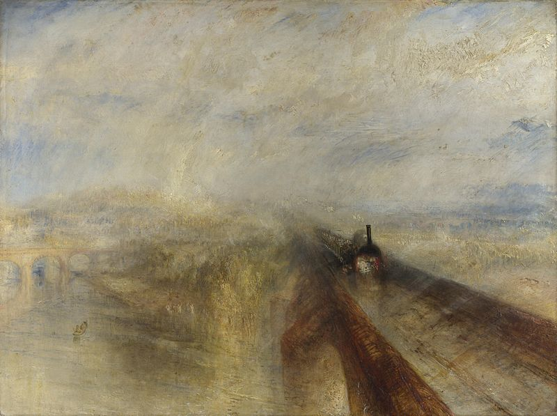 Rain, Steam, and Speed–The Great Western Railway