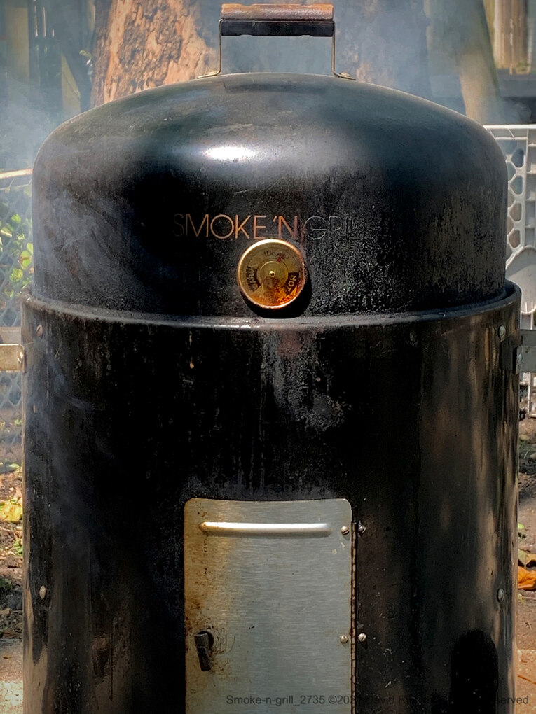 Smoke-n-Grill in action