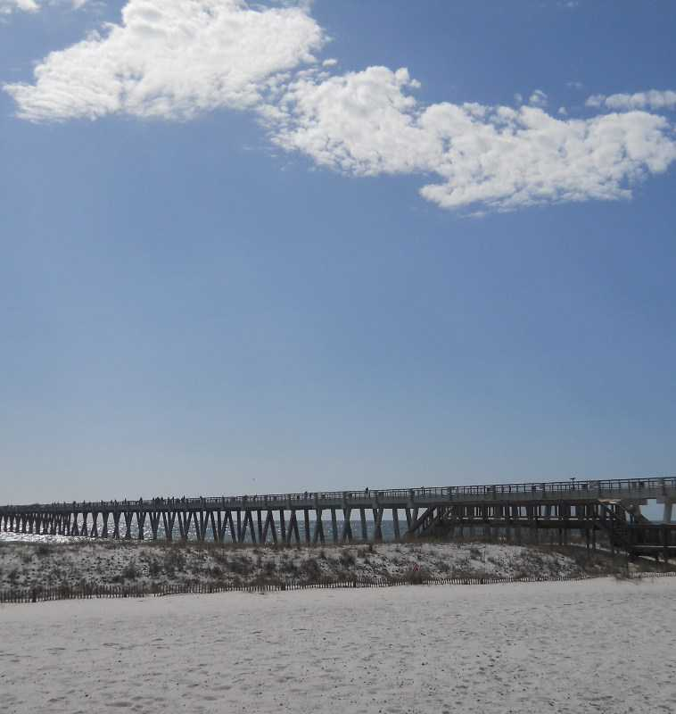 The Longest Pier in the Gulf Of Mexico
