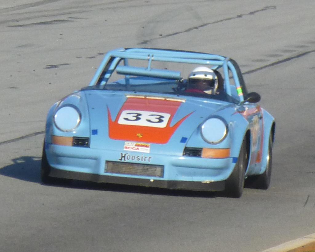 Porsche 912 F Production SCCA Road Atlanta