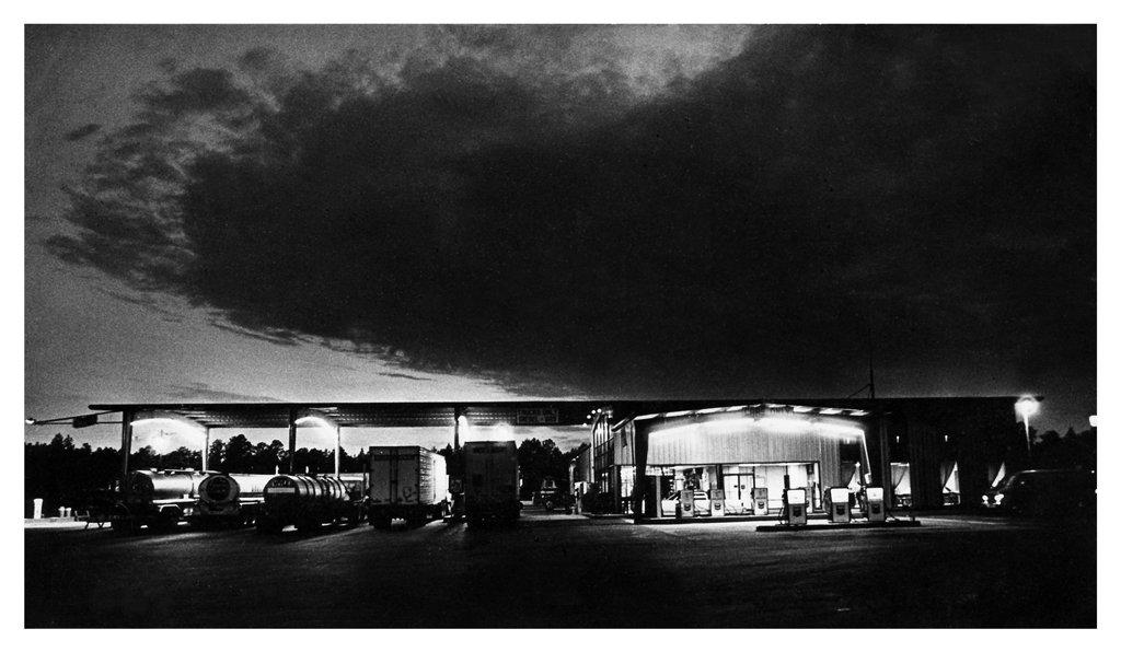 I-10 Truck stop, Lloyd FL, 1970s