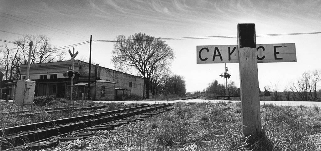 Railroad Crossing, Cayce KY
