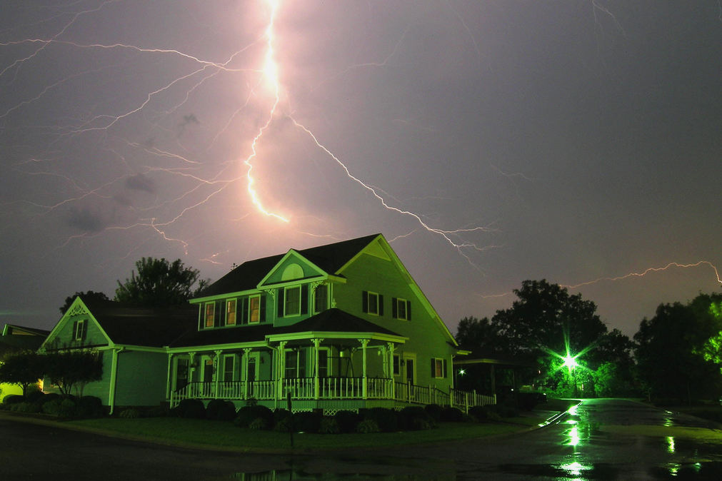 Lightning - South Fulton, Tennessee