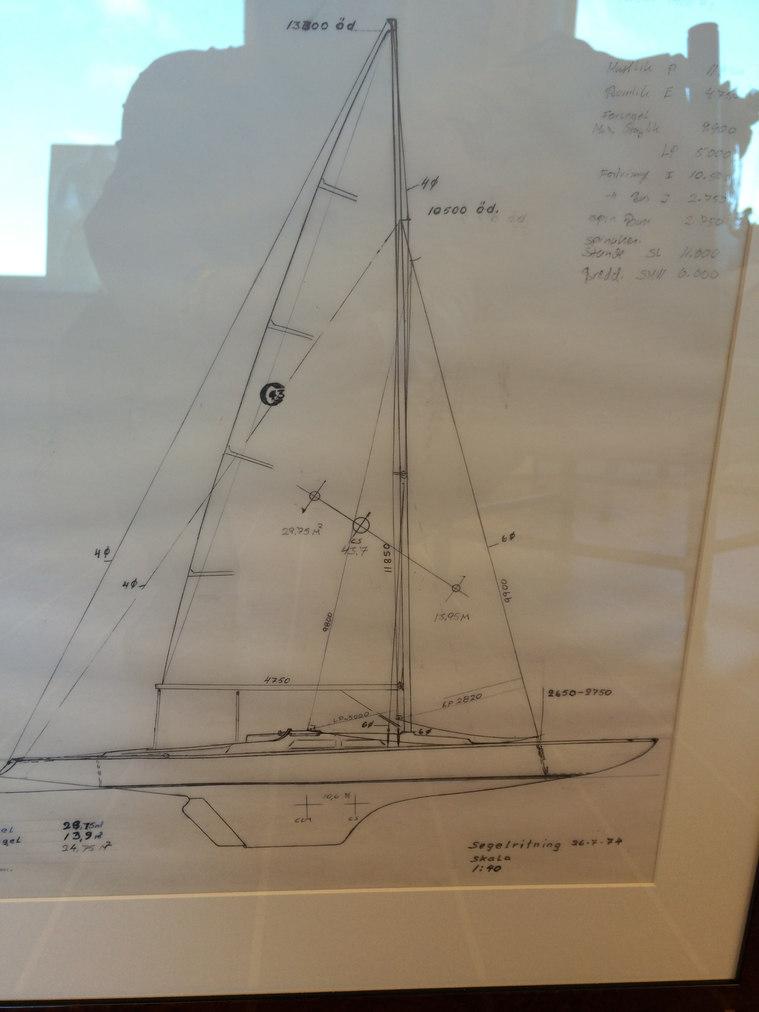 C40 Line drawing
