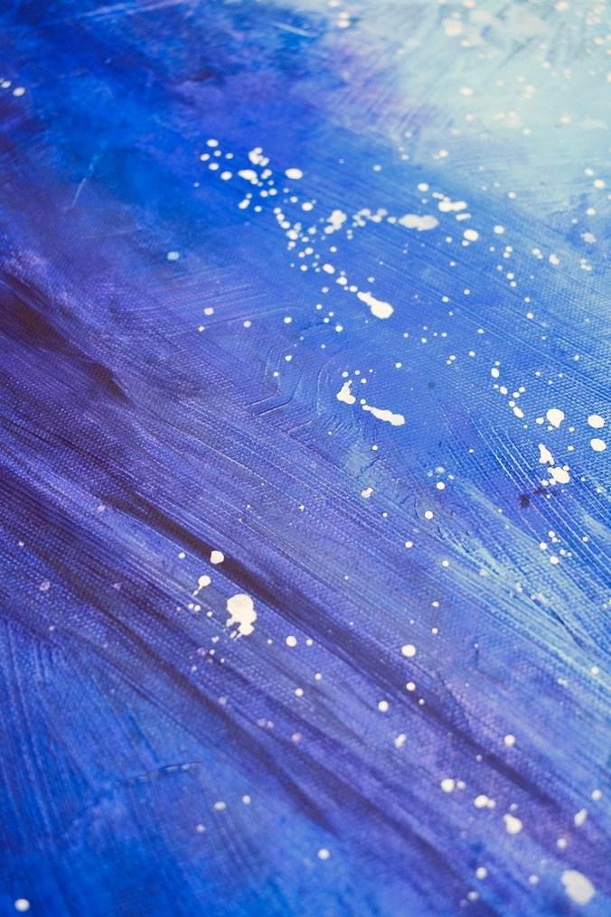 Acrylic Wash Detail 3