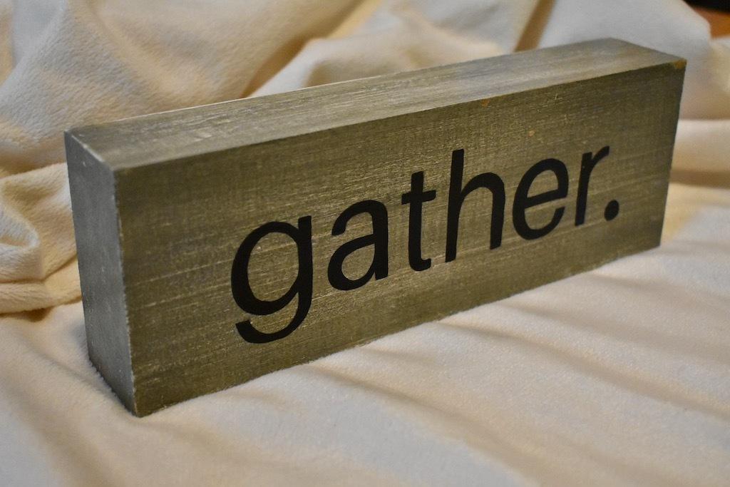 gather.