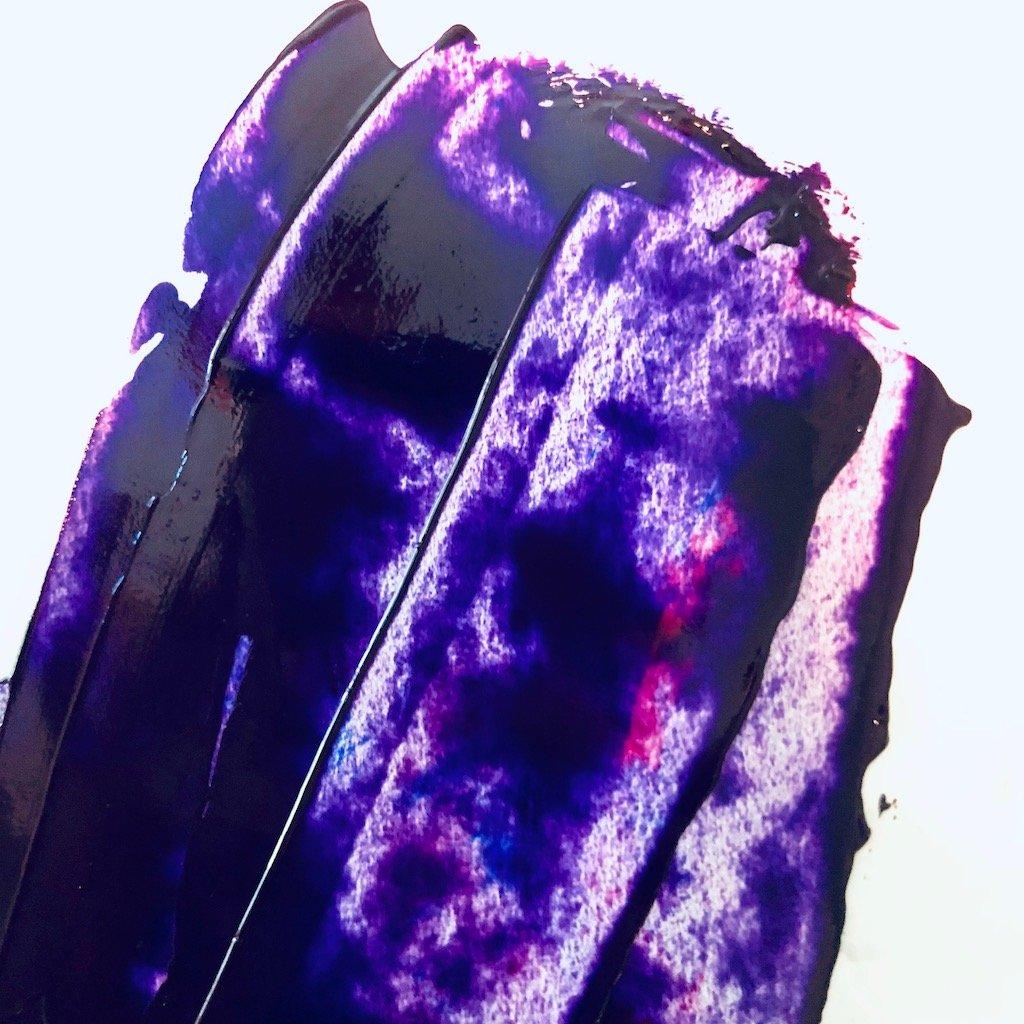 Purple draw down