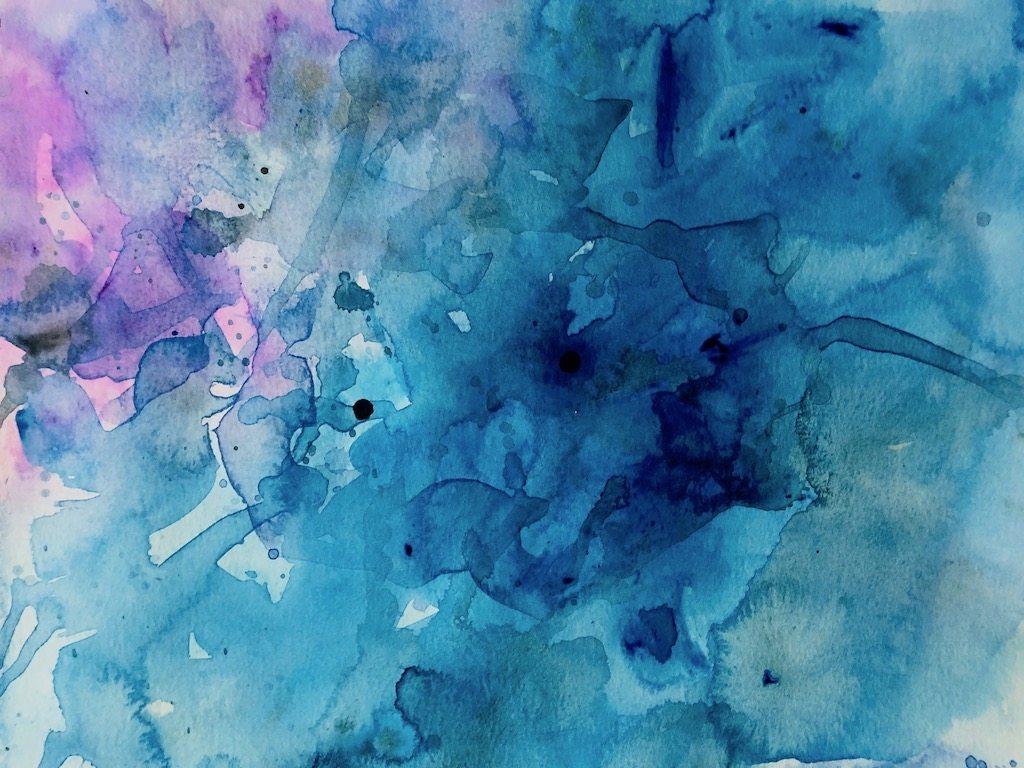 Blue Detail