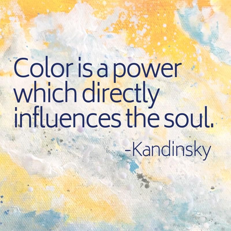 Kandinsky Quote