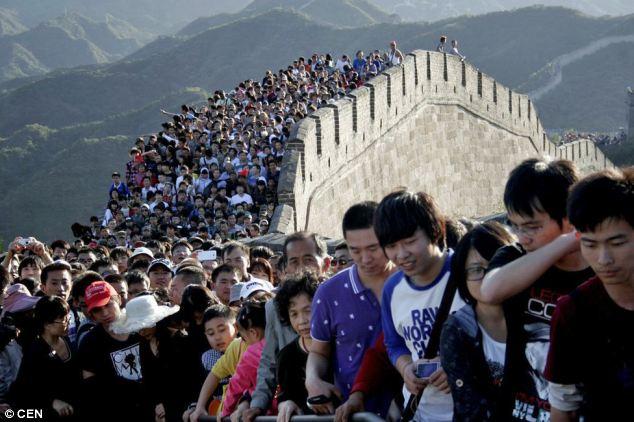 Great Wall - OMG !