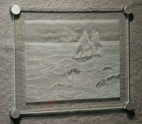 Seascape #1, 1942