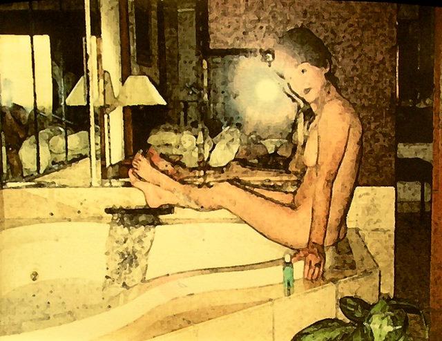 Aida's Bath