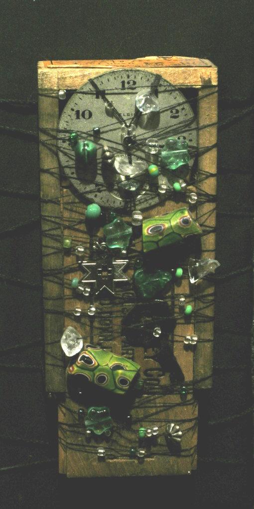 Verde, verde, green