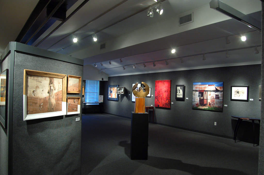 North View of Gallery