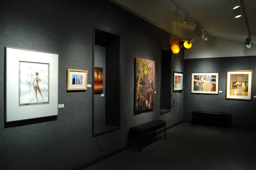 South View of Gallery
