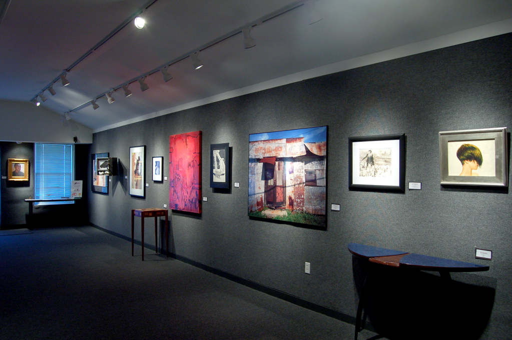 West View of Gallery