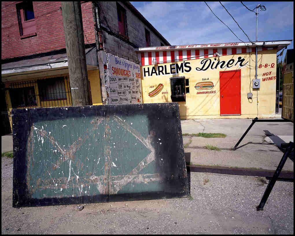 Harlem's Diner (Prichard, Al)