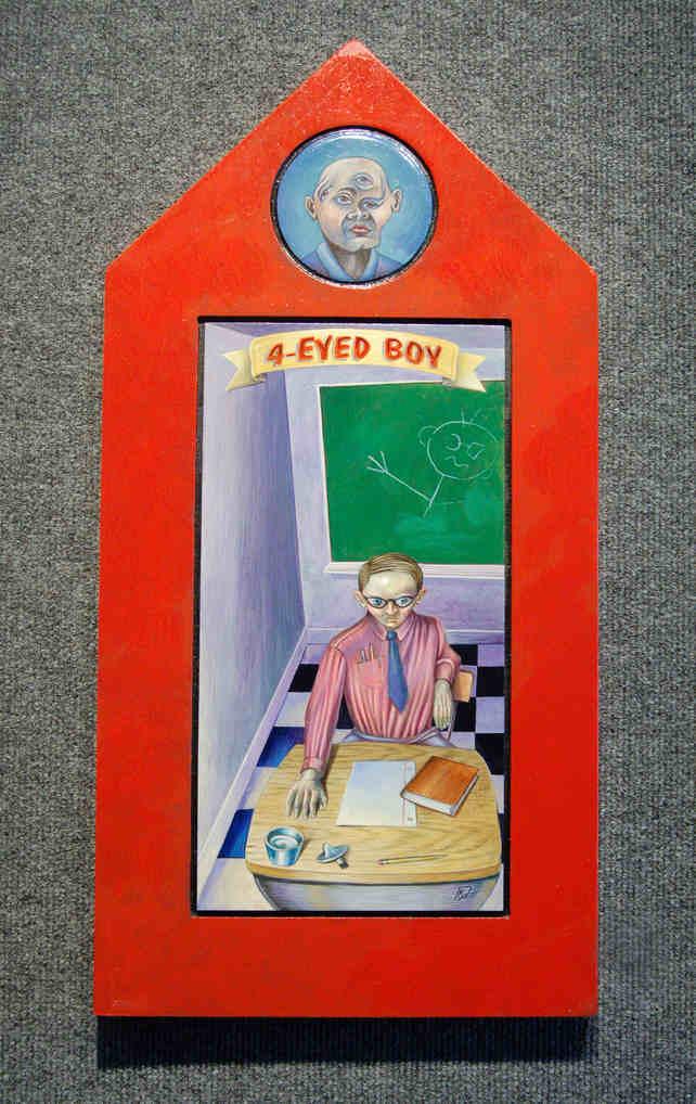 4-Eyed Boy