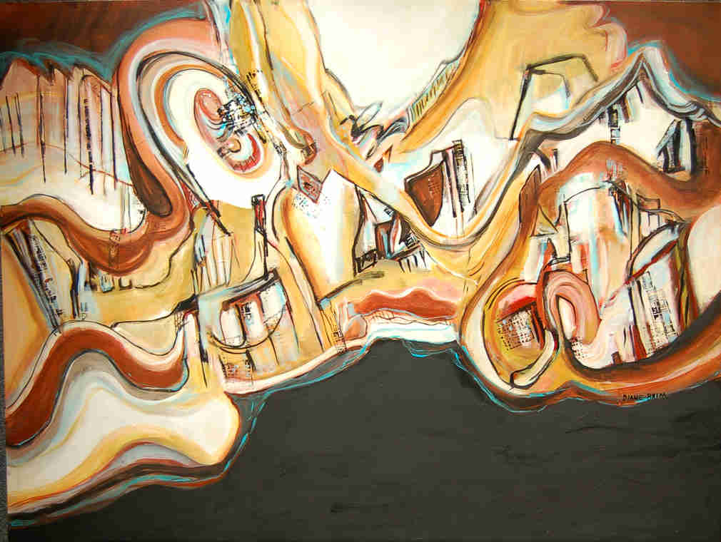 Art Paints Music from the Soul