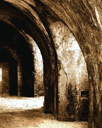 Arches of Ft. Pickens II