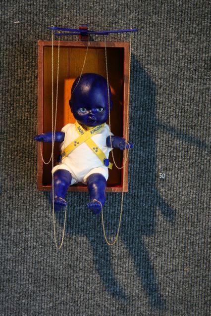 Marionette a la Klein Edgiest