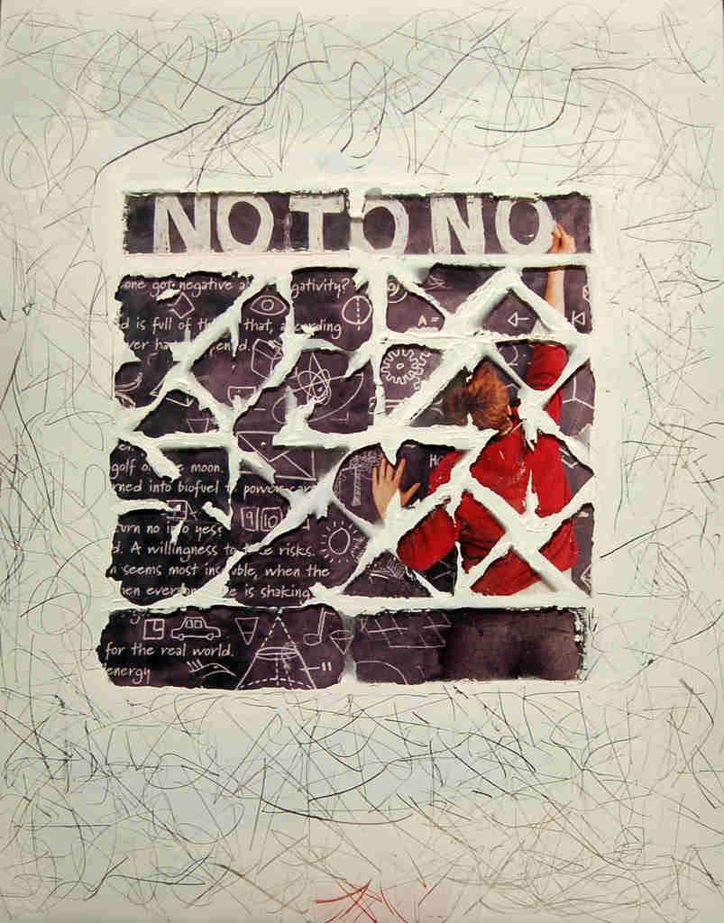 No to No