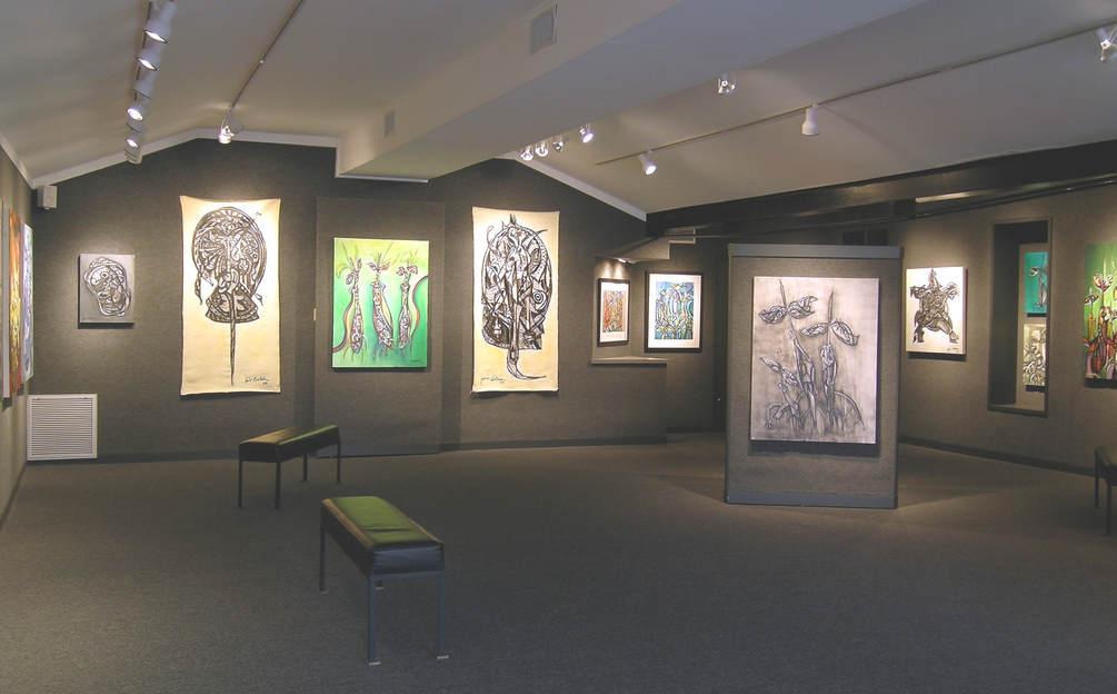 """""""Mangroves"""" a solo exhibit by Xavier Cortada"""