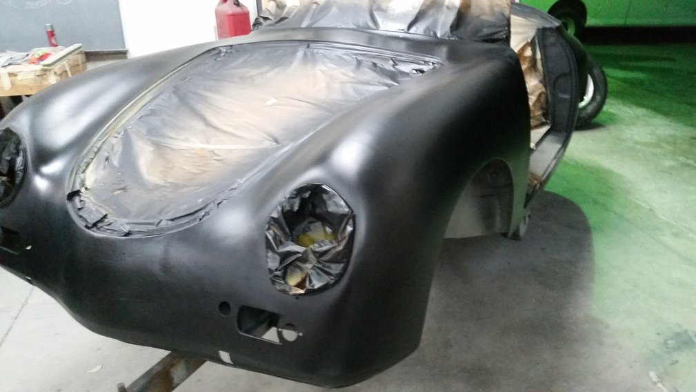 10- Driver Side Front Fender in Epoxy