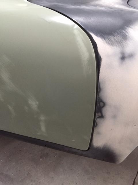 12-Passenger Door Gap