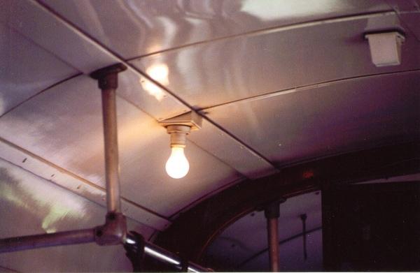 New Orleans Street Car Light Bulb