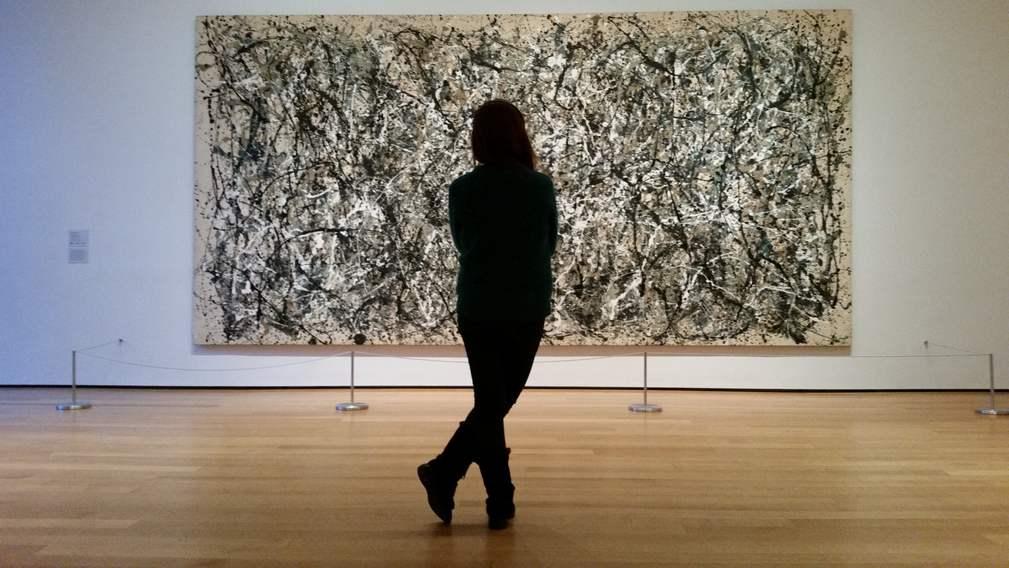 Studying Pollock